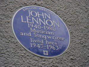 John Lennon Seal